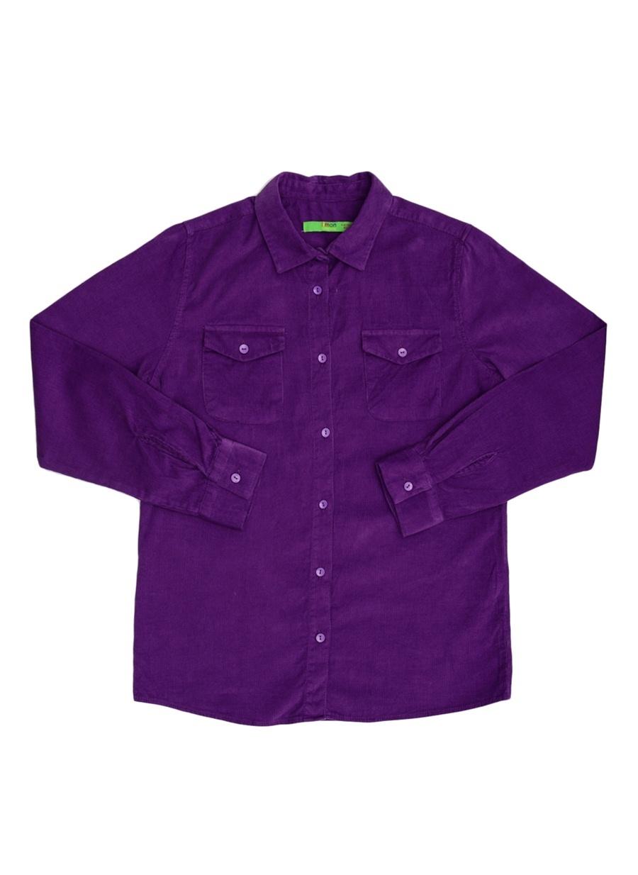 Kız Çocuk Limon Company Gömlek